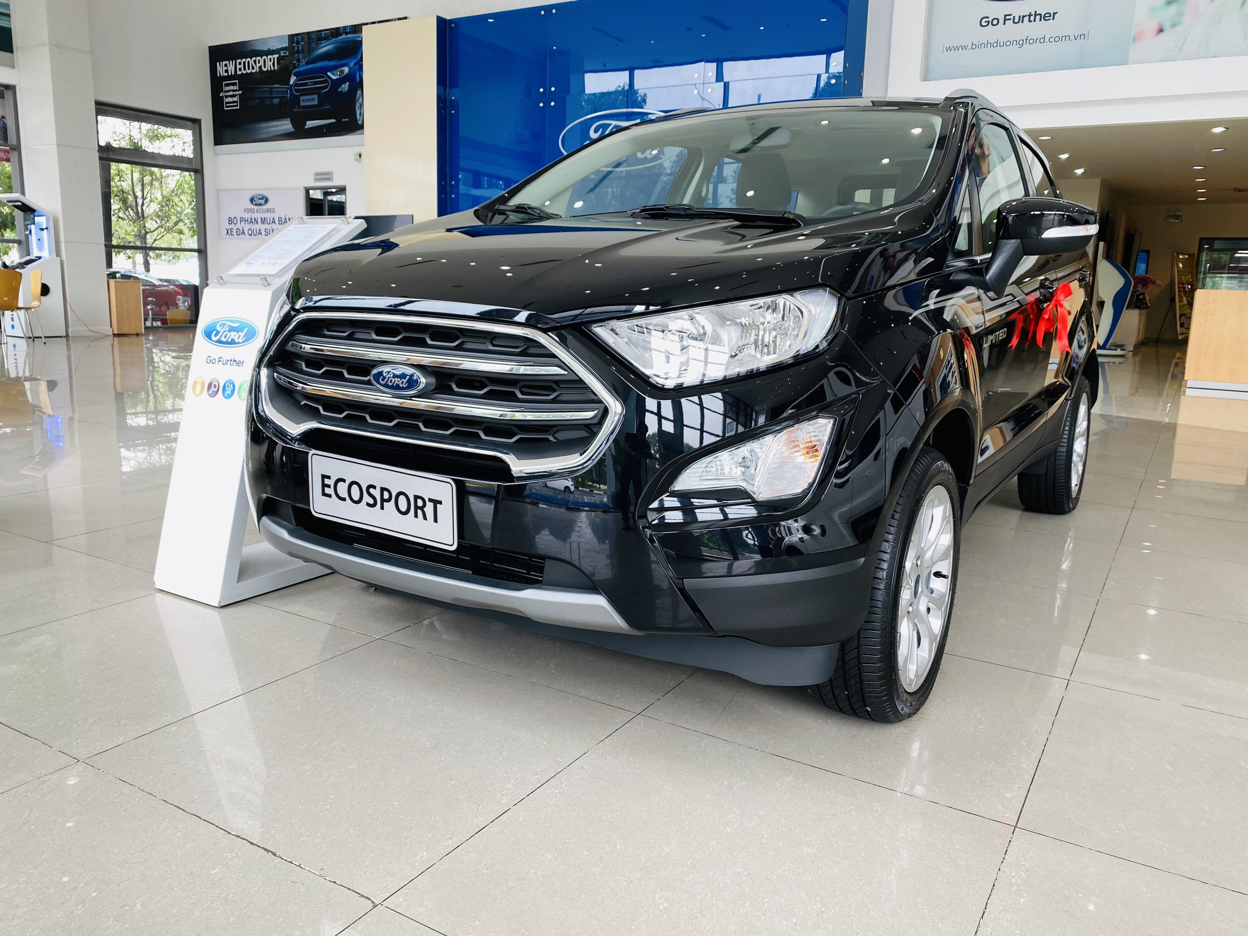 Ưu đãi cực sốc giá ford Ecosport 2020 rẻ bất ngờ