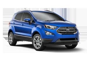 Ford Ecosport 1.0L AT Titannium