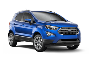 Ford Ecosport 1.5 AT Trend