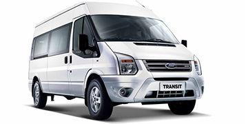 Transit Tiêu chuẩn - Gói trang bị thêm