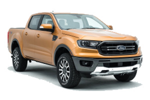 Ford Ranger Wildtrak 4x2 AT Single Turbo